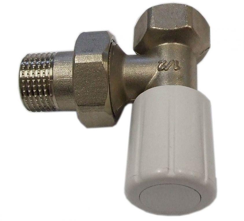 Клапан с ручной регулировкой